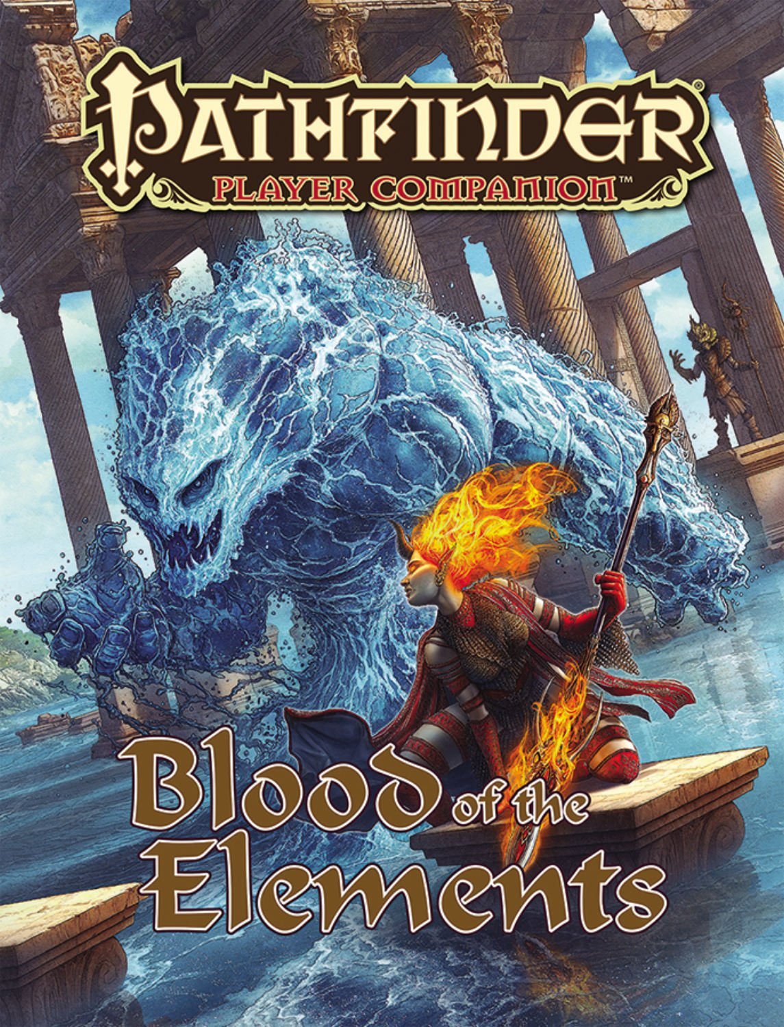 Pathfinder Player Companion: Blood of the Elements PDF