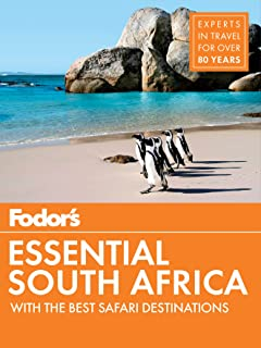 Fodors Essential South Africa With The Best Safari Destinations Travel Guide