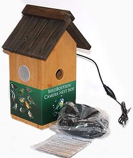 Wildlife Camera Ready Bird Nest Box Nesting House Viewing Birds nesting chicks