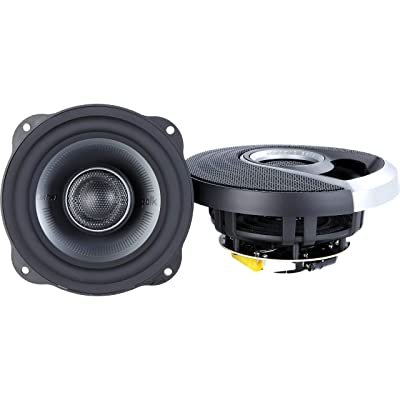 Polk Audio MM1 Series 5.25 Inch 300W Coaxial Marine Boat ATV Car Audio Speakers [5Bkhe0114651]