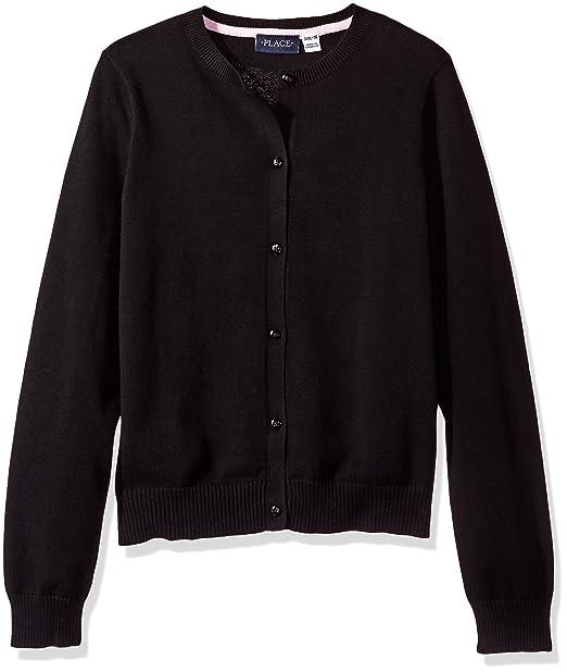 14700dbf3d8 The Children's Place Girls' Uniform Cardigan Sweater
