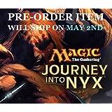 Magic: The Gathering (MTG)- Journey into Nyx Set of 5 Intro Decks