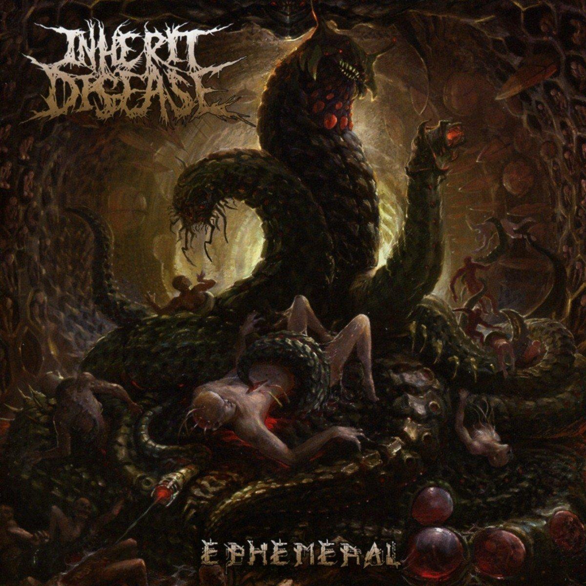 CD : INHERIT DISEASE - Ephemeral
