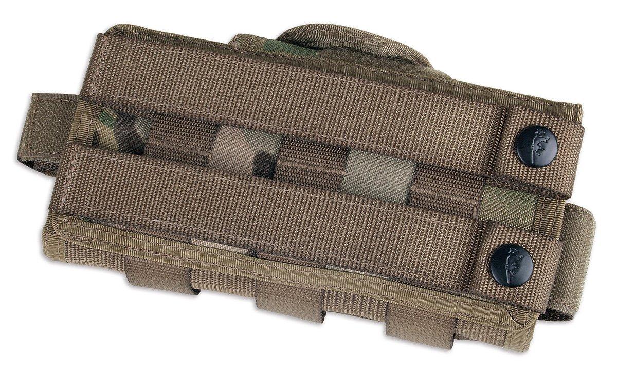 23 x 12 x 4 cm Tasmanian Tiger 7867 Tac MKII MC Pistolera dise/ño de camuflaje
