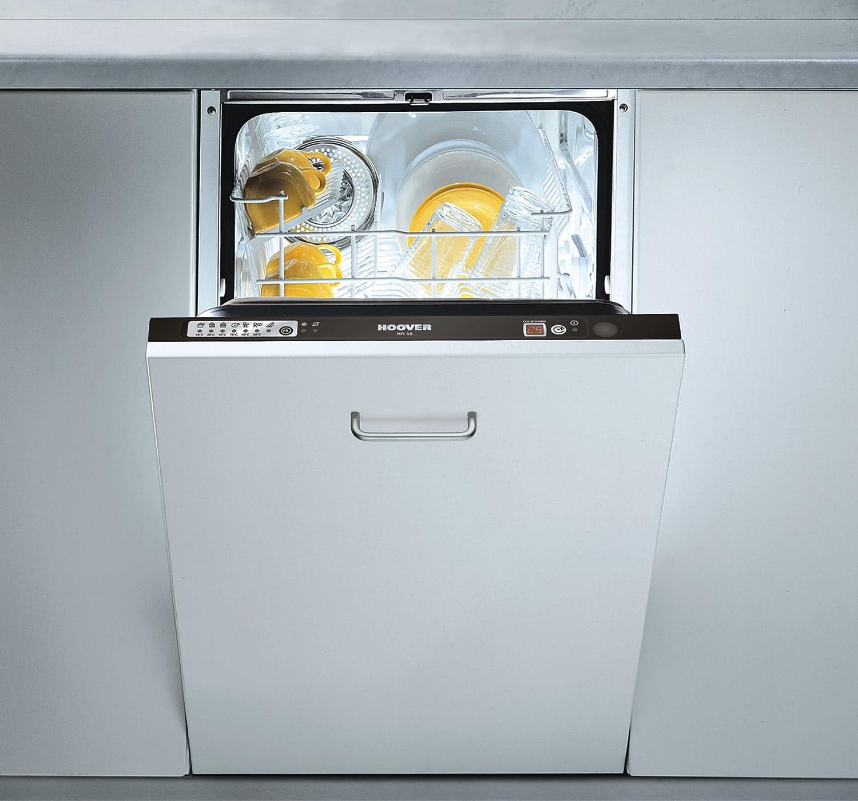 Hoover HFI550 Fully Integrated Slimline Dishwasher: Amazon.co.uk ...
