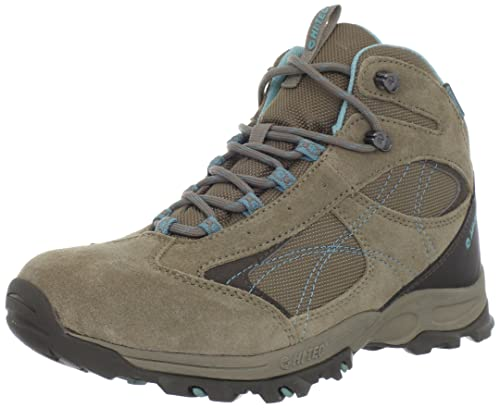 Hi-Tec Women's Ohio Wp Hiking Boot,Old Moss/Dusty Mint,5 M US