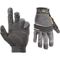 Custom Leathercraft 125L Handyman Flex Grip Work Gloves