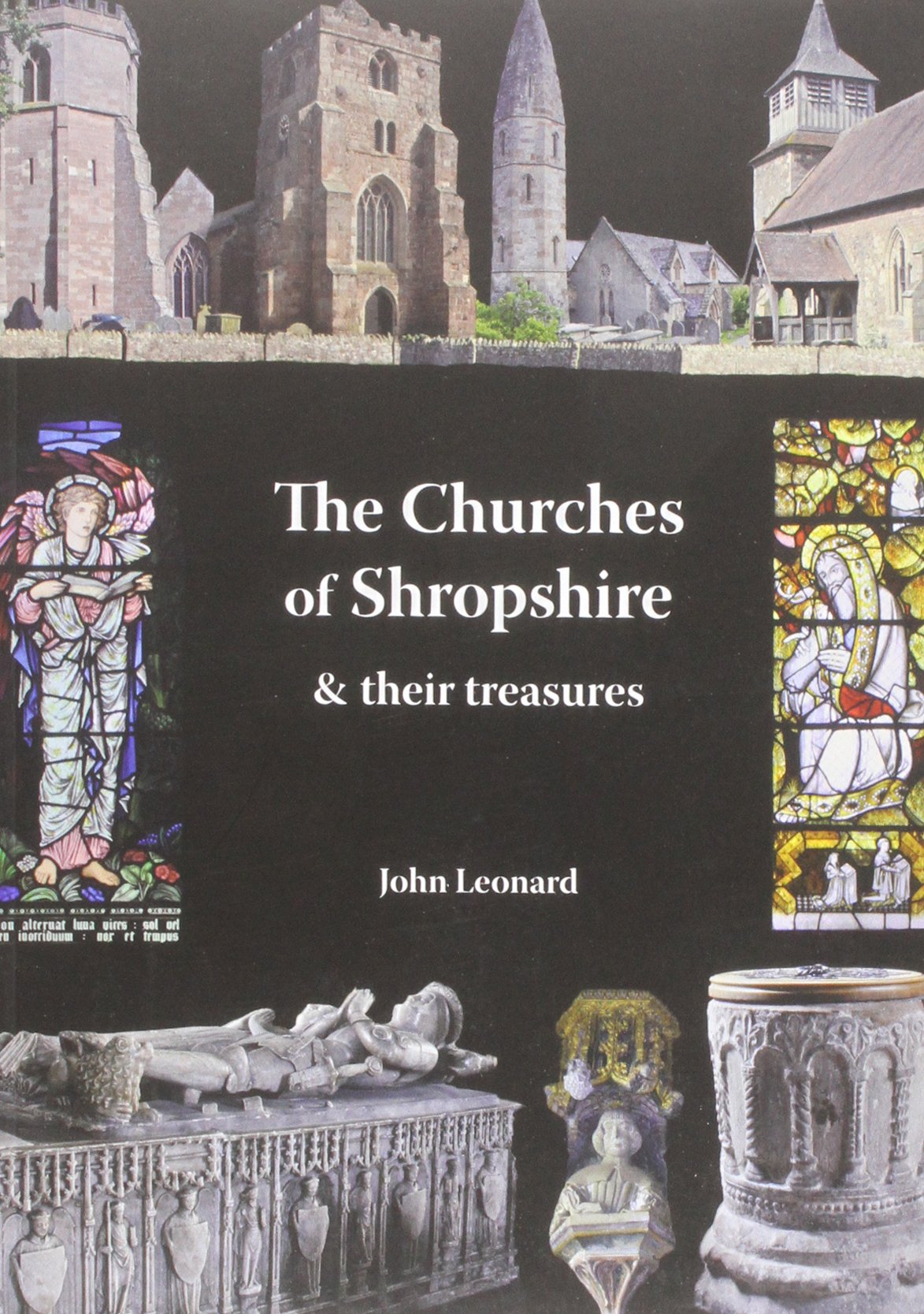 Download Churches of Shropshire and Their Treasures pdf epub