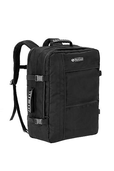 Amazon.com: Prottoni Carry-On Travel Backpack