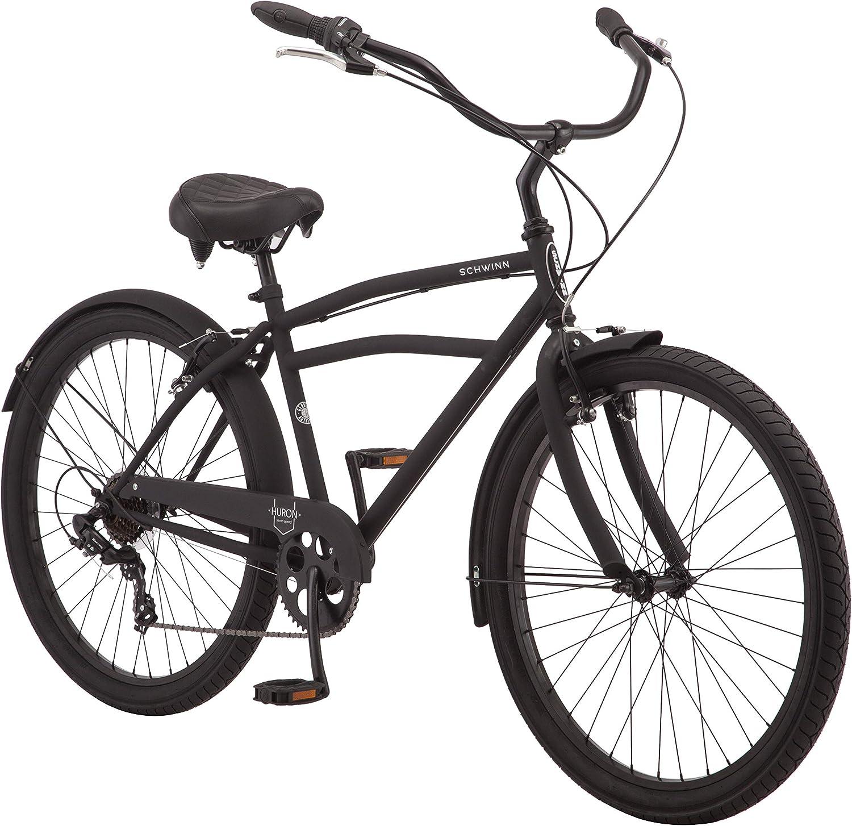 black scwinn cruiser bike review