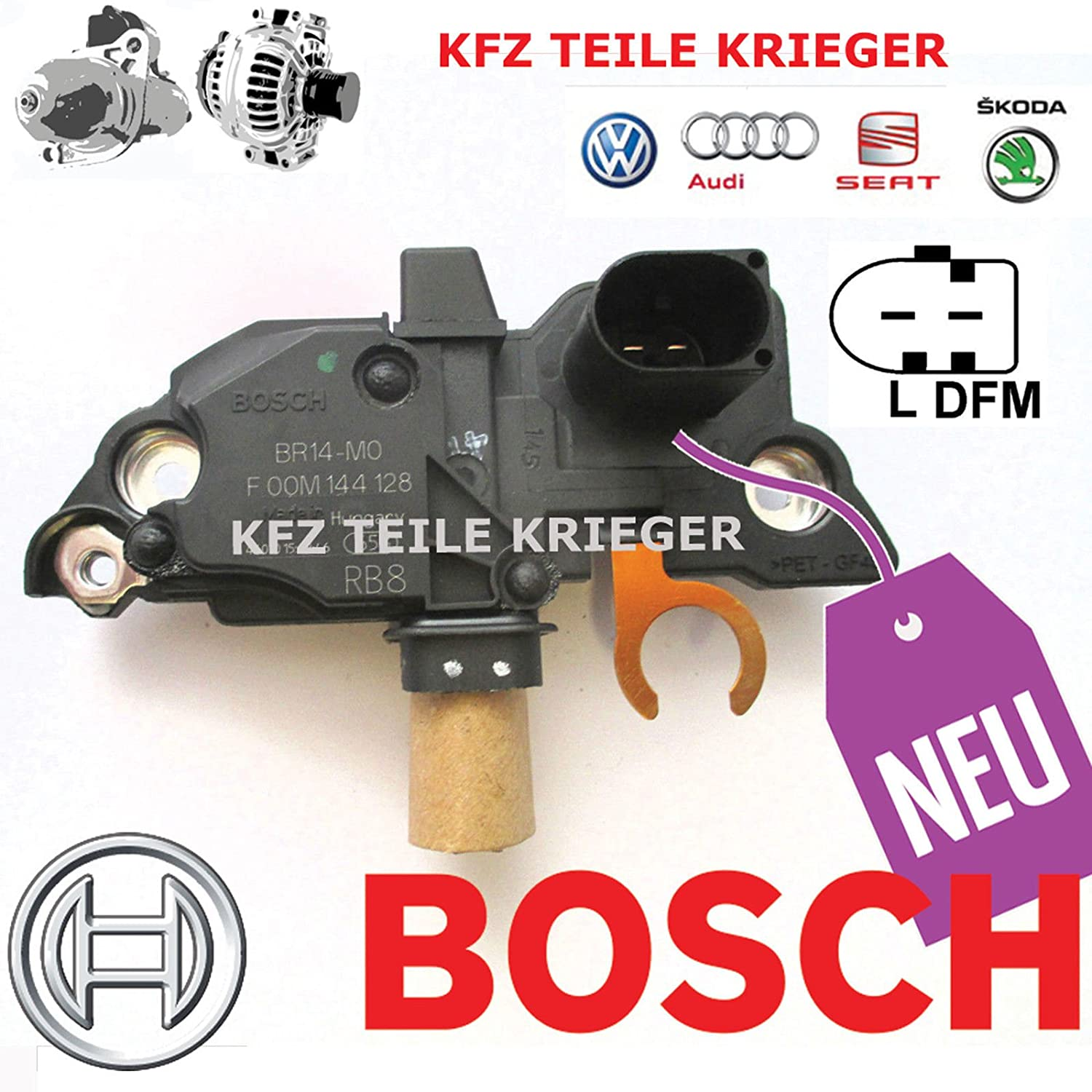 Bosch F00M144128 Regulator