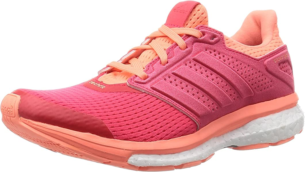 4eae3d2a16930 adidas Supernova Glide Boost 8 Women s Running Shoes - SS16-6.5 - Orange