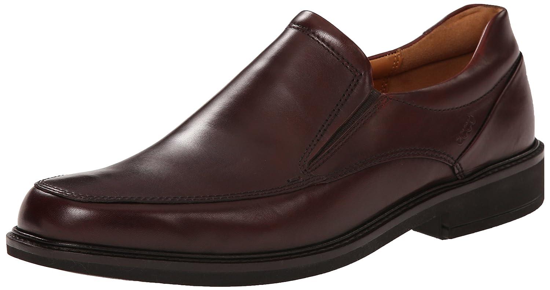 Ecco Ecco Holton - Zapatillas de casa de Cuero Hombre 44 EU|Marrón (Rust1060)