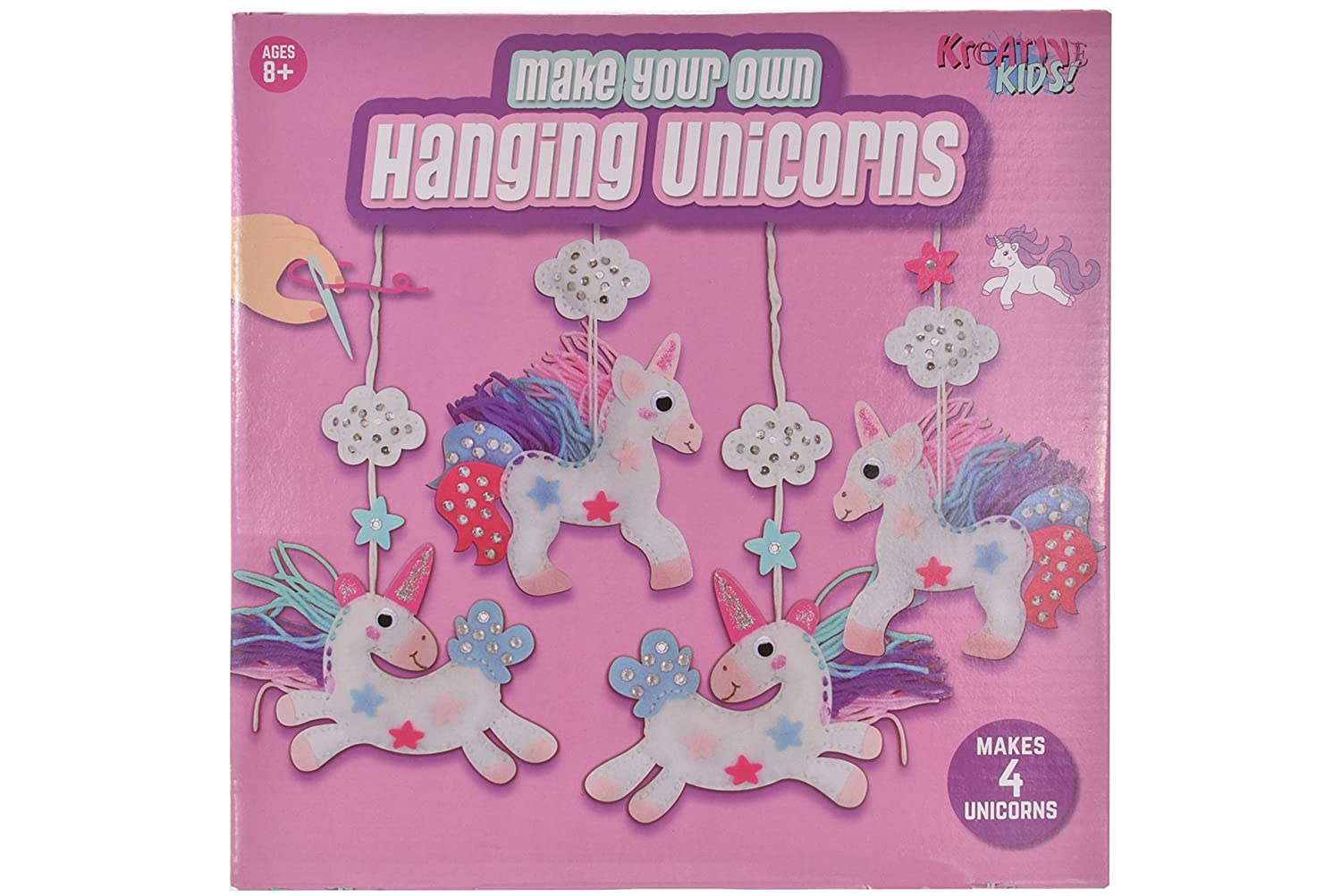 Toyland Make Your Own Magical Hanging Unicornsキット   B07DRNJ5FB