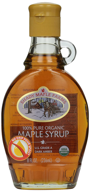 Shady Maple Farms, Grade A Maple Syrup, 8 oz