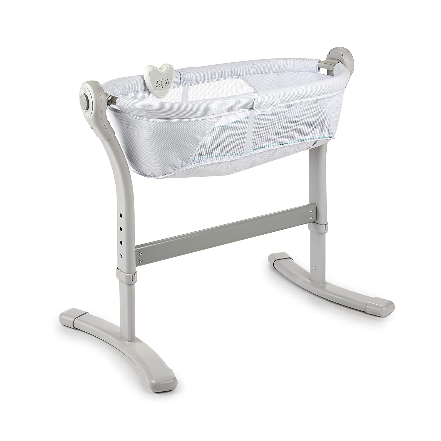 Swaddle Me Close to Me Bedside Bassinet Summer Infant 91433