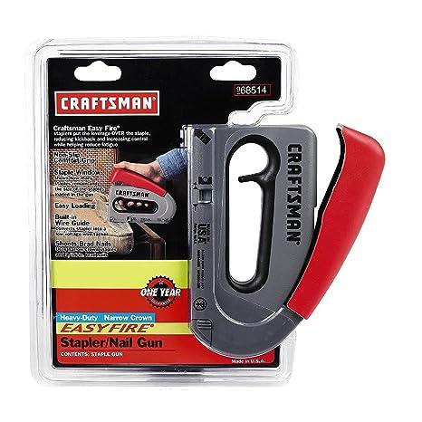 craftsman easyfire manual