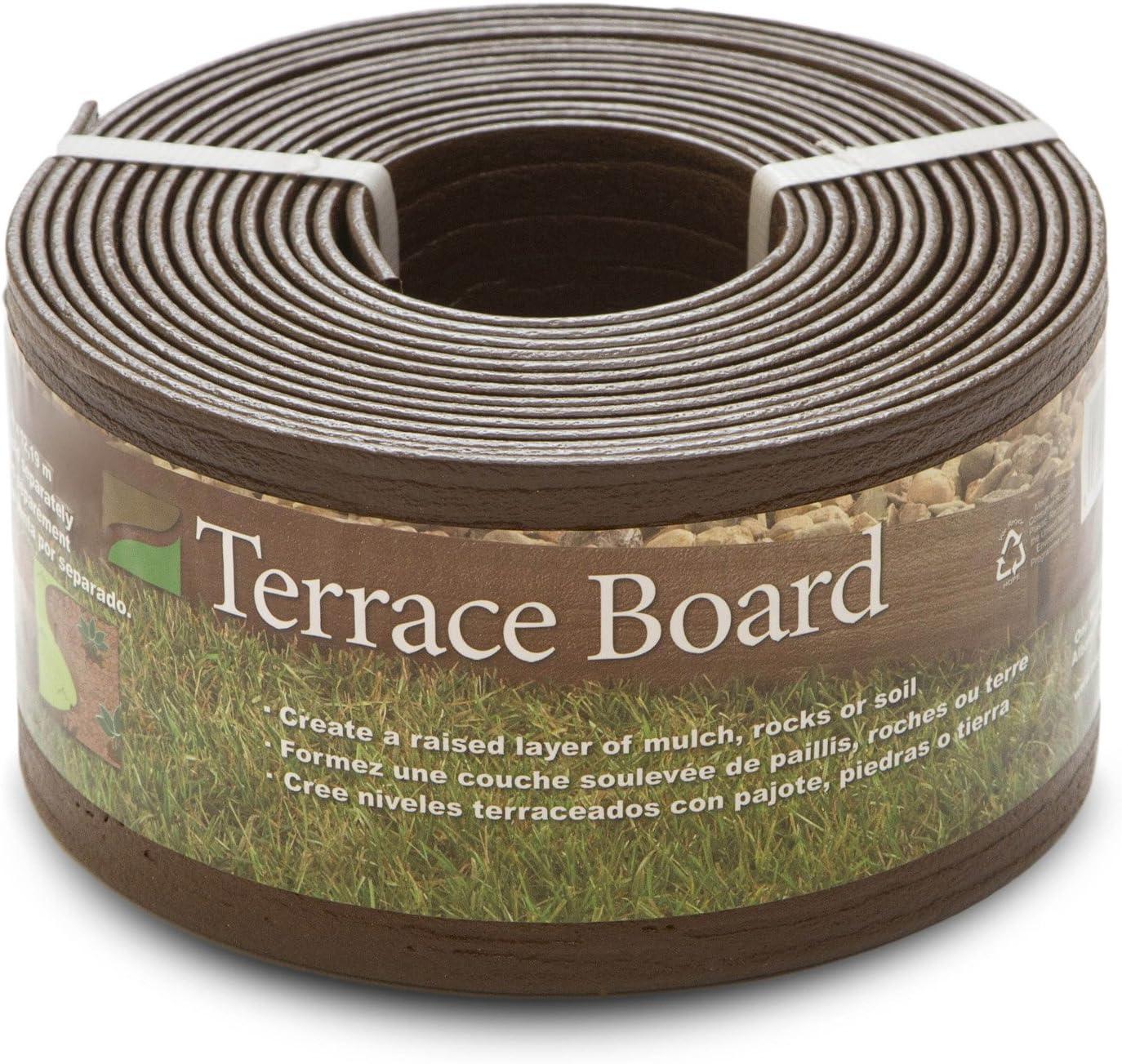 Master Mark Pl Prod 94320 Terrace Board Landscape EDG Ing 4 X 20 Brown