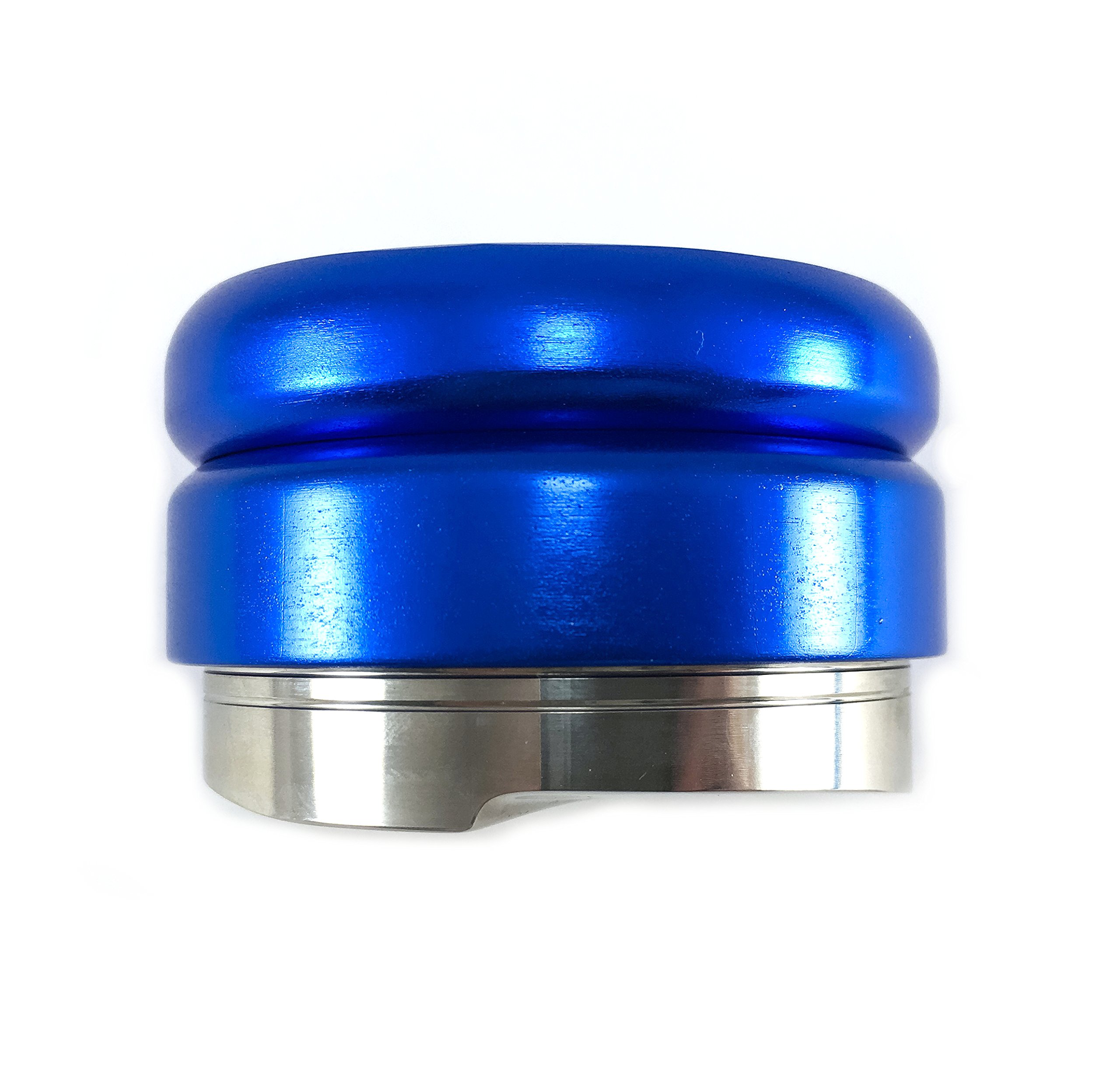 Coffee Distributor/Leveler Tool – for 58mm Espresso Portafilters – EVENLY DISTRIBUTES COFFEE GROUNDS – Provides Proper Tamping - ADJUSTABLE (58mm, Blue) by Coffee Nebula (Image #6)