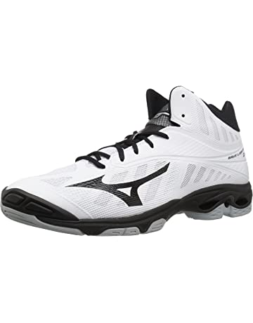 dff283d8b580 Mizuno Men s Wave Lightning Z4 Mid Volleyball Shoes