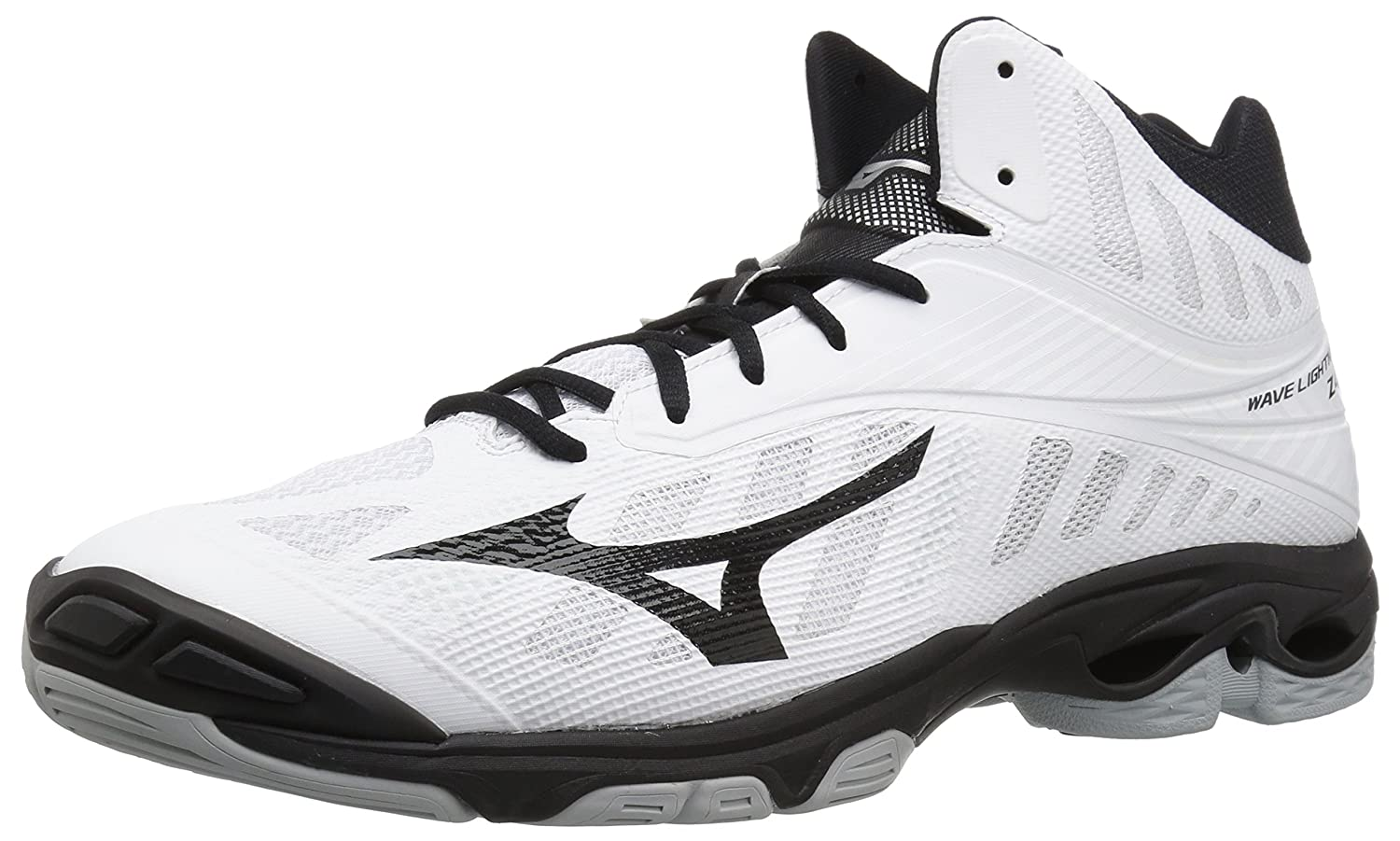 Mizuno Men's Wave Lightning Z4 Mid Volleyball Shoes