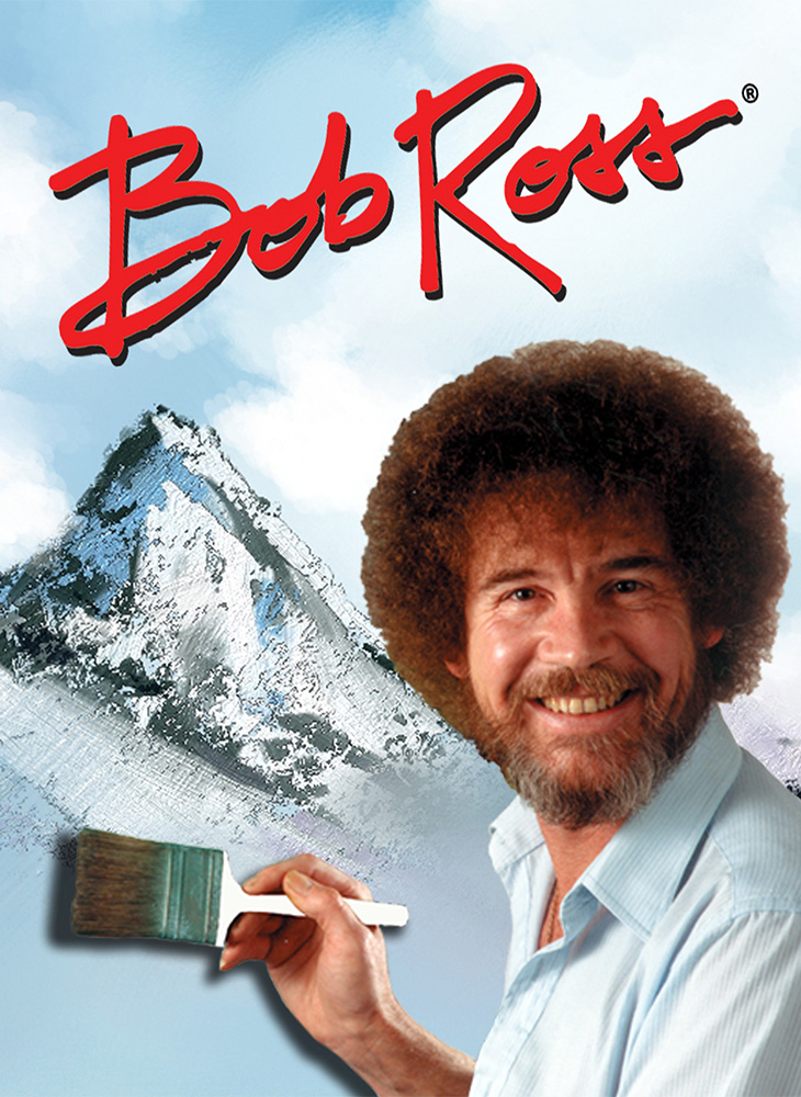 Bob Ross Brush Pack - Mystic Mountain [Download] by Corel