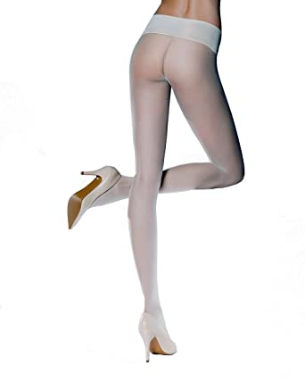 6cd4b5f78 Pierre Mantoux Pierre Seamless Tights - 4 Ambra at Amazon Women s Clothing  store  Apparel