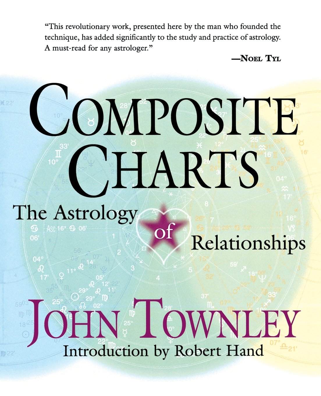Composite Charts The Astrology Of Relationships Amazon John