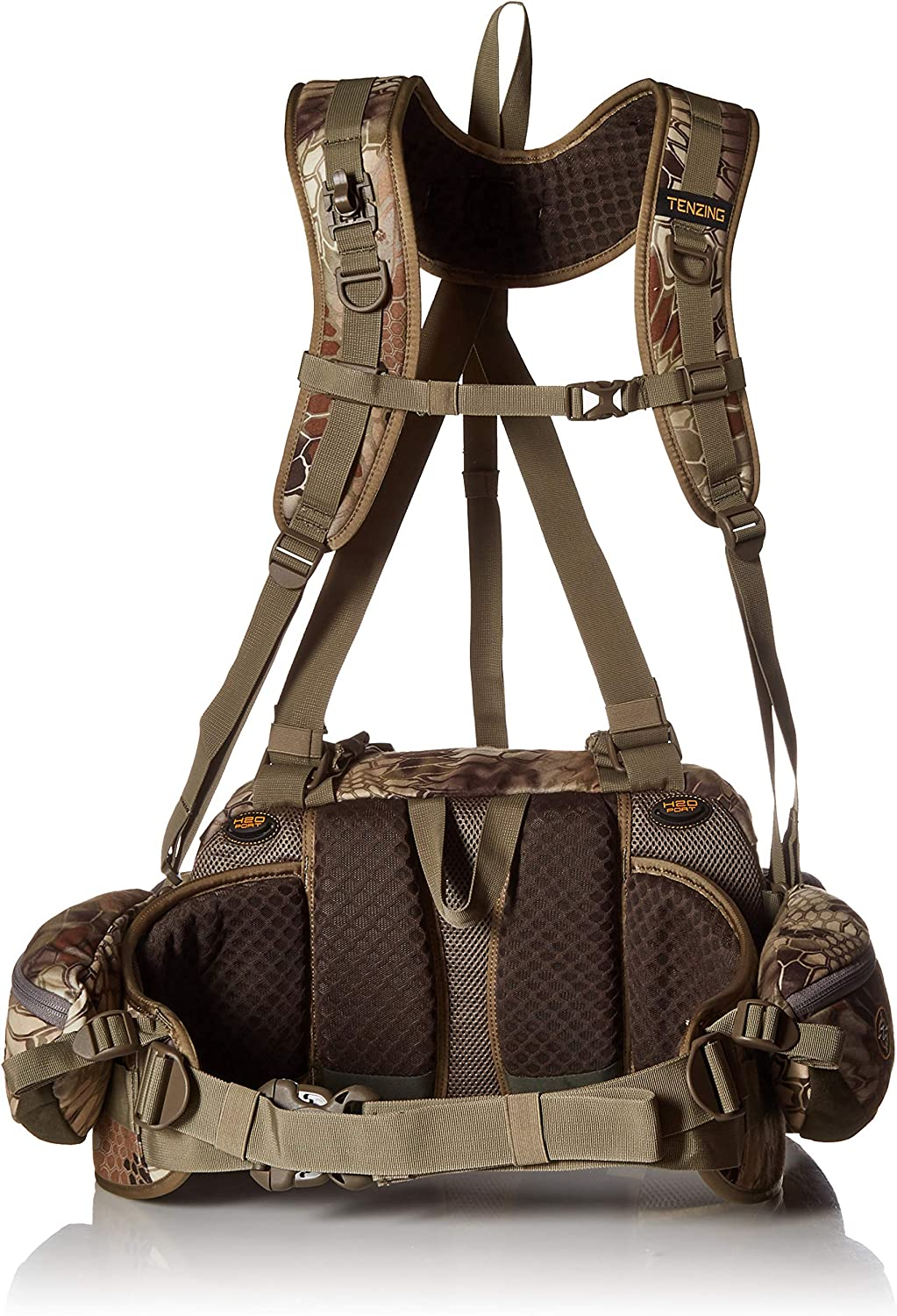 TENZING TZ 1250 Lumbar Backpack Kryptek Highlander Camo