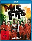 Misfits - Staffel 4 [Blu-ray]