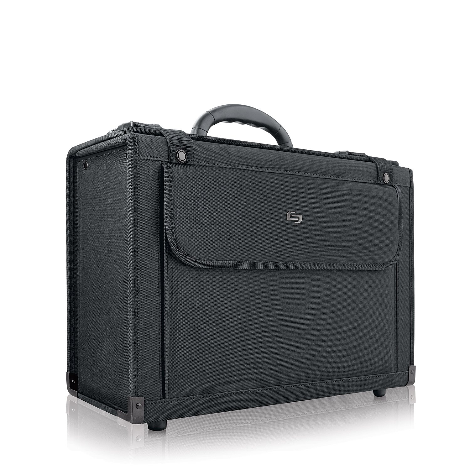 Solo Classic 16 Inch Laptop Catalog Case, Black by SOLO (Image #2)
