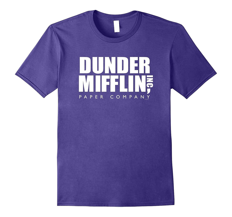 Womens Office Mifflin Comfortable T Shirt-Veotee