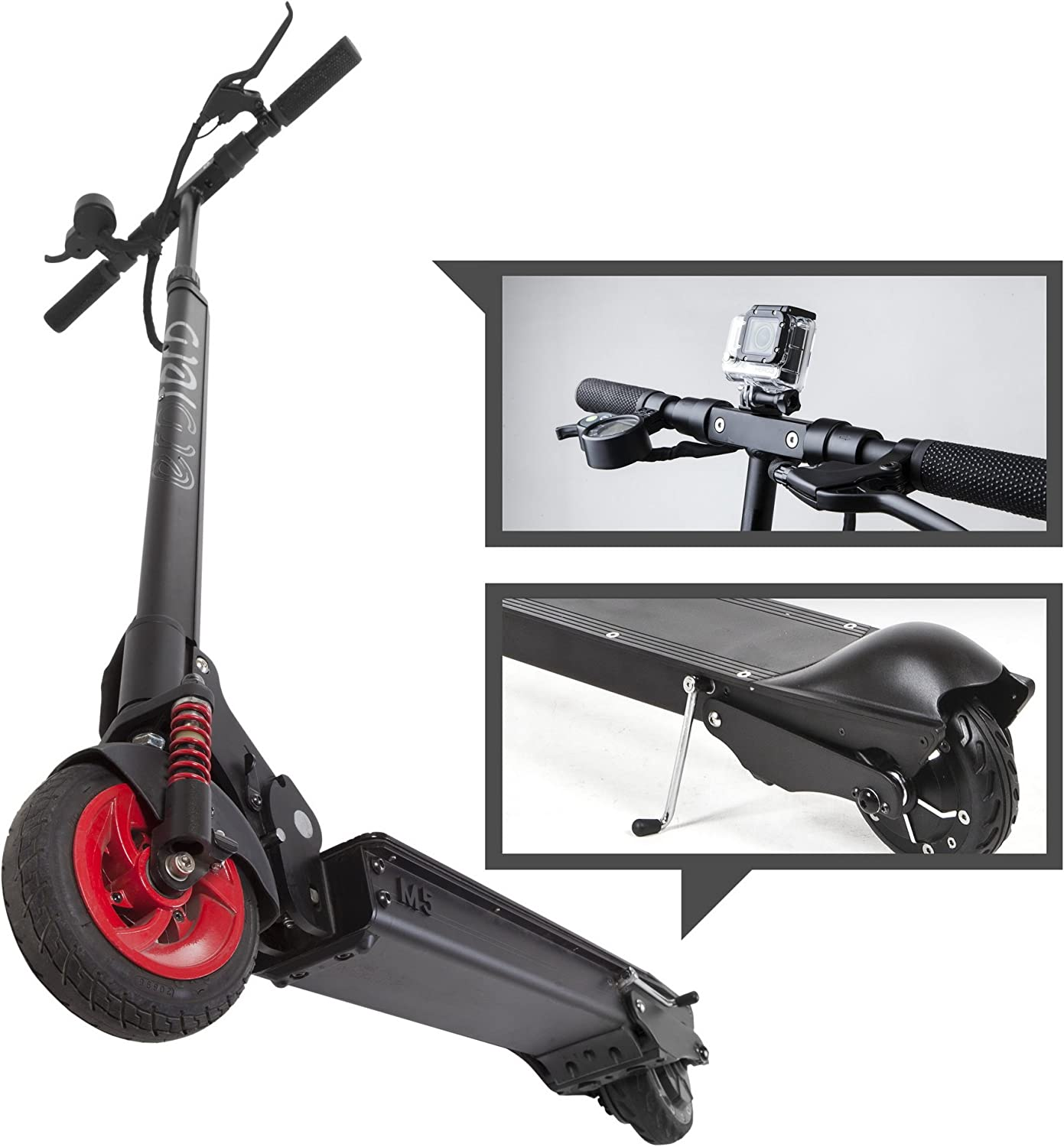 Top Lightest Electric Scooters In '2021' – The Most Compact and Lightweight 4