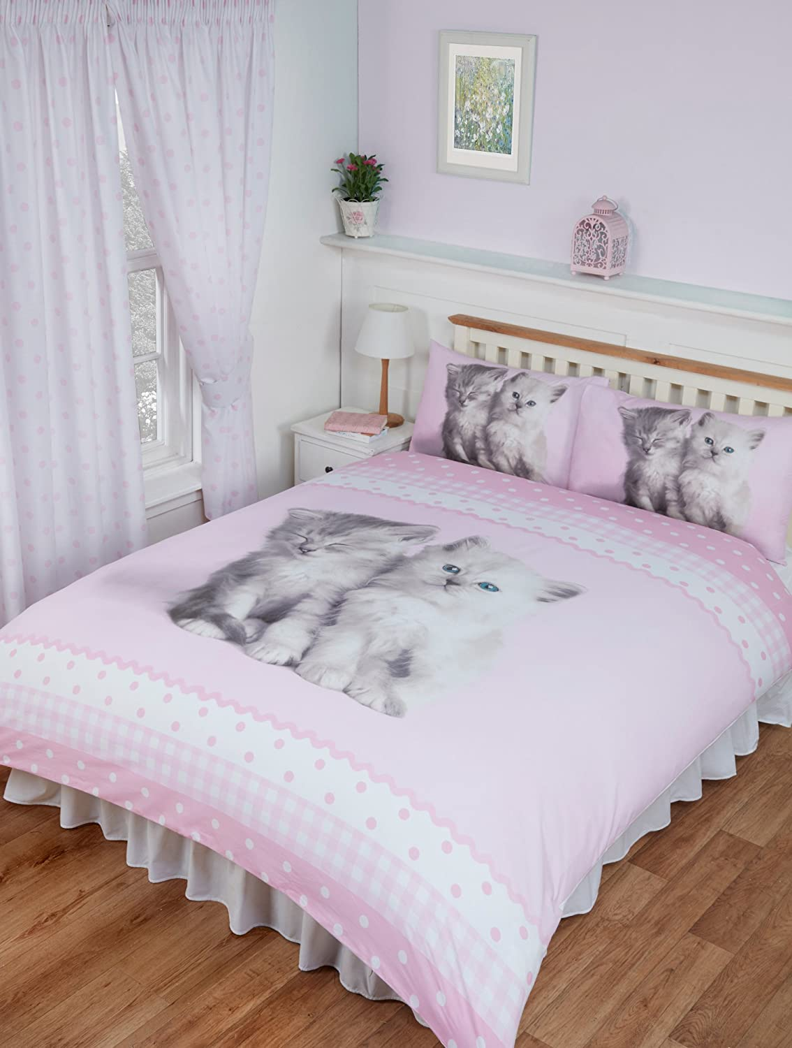 cover cotton single set colours duvet black in sets gingham easy percale blended iron checked check various products