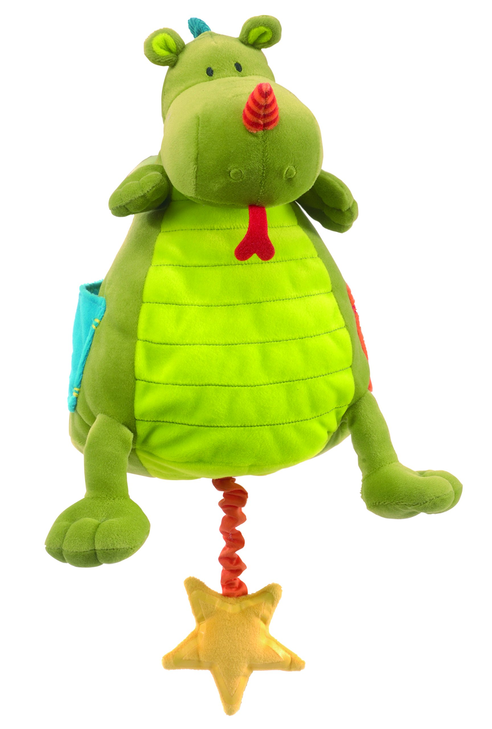 Lillputiens Walter Musical Cuddle Bedtime Toy