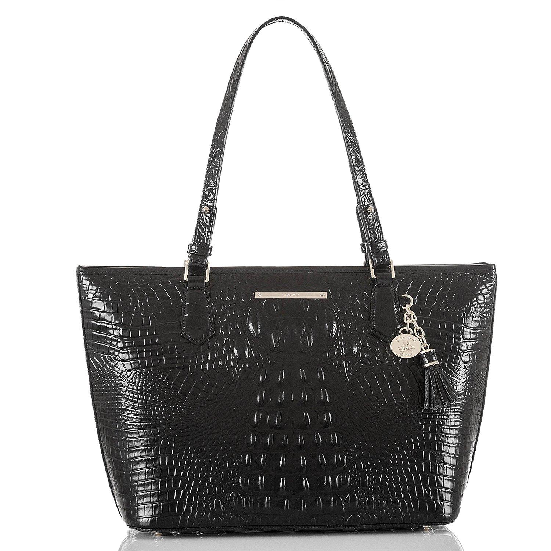 Brahmin Women's Medium Asher Black Handbag