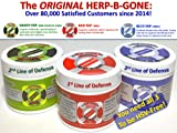 HERP-B-GONE - Herpes, Cold Sores and