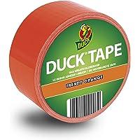 Duck Tape Colour Orange - decoratieve tape voor knutselen en decoreren 48 mm x 10 m