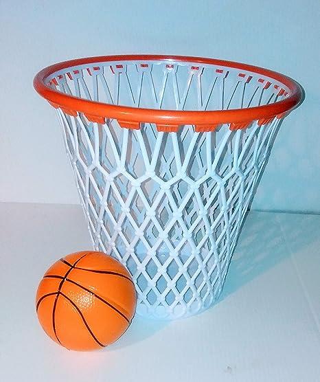 WG Commerce - Papelera de Baloncesto: Amazon.es: Hogar