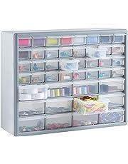 VonHaus Utility Storage Organiser Cabinet Box