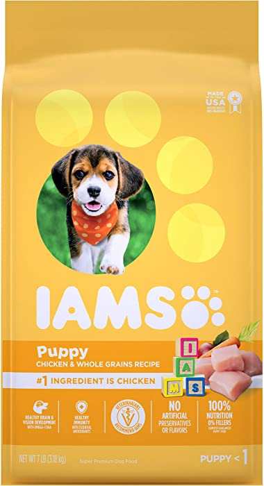 The Best Iamps Puppy Food