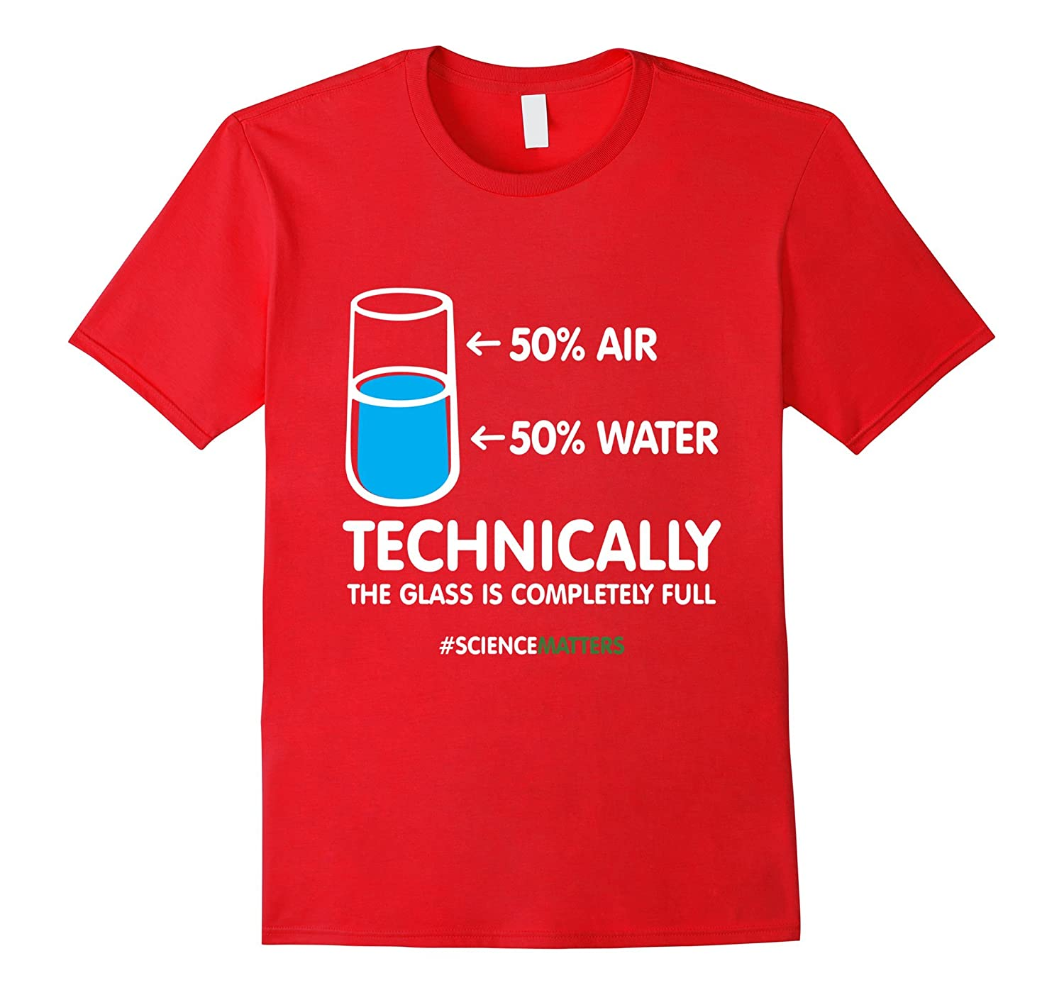 Funny Pro Science Tshirt - Great Gift For Science Fans.-BN