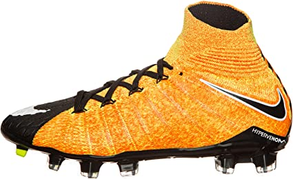 nike football chaussures orange