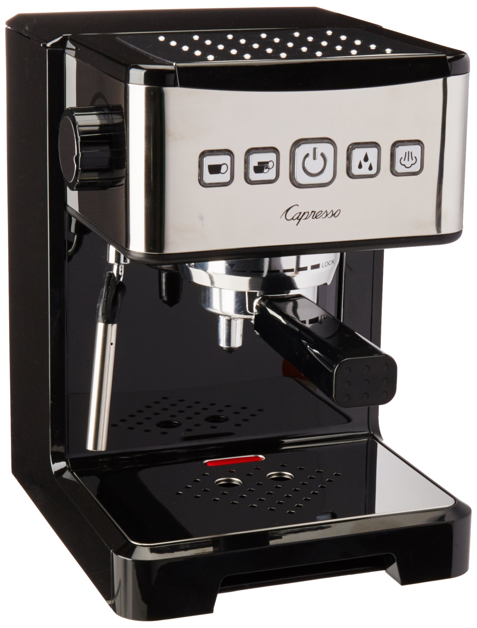 Capresso 124.01 Ultima Pro Programmable Pump Espresso Machine by Capresso
