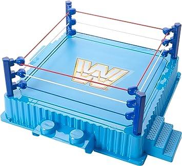WWE Mattel Official Retro Wrestling Ring