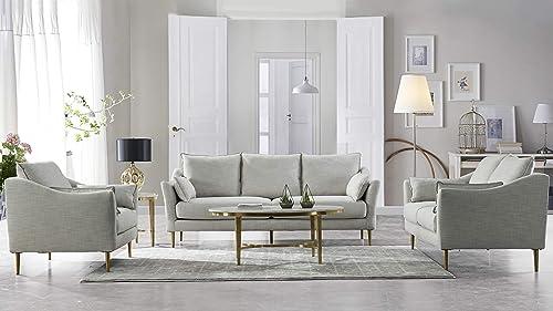 Reviewed: Acanva Luxury Mid-Century Modern Living Room Sofa