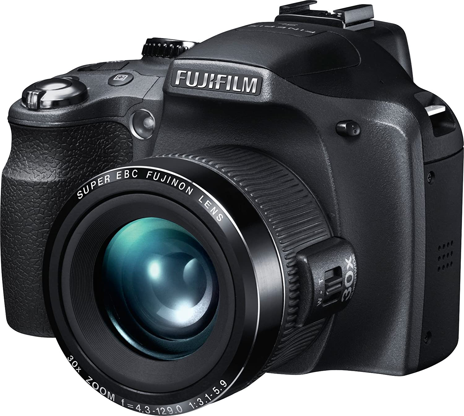Amazon.com : Fujifilm FinePix SL300 14 MP Digital Camera with 30x Optical  Zoom (Black) (OLD MODEL) : Point And Shoot Digital Cameras : Camera & Photo