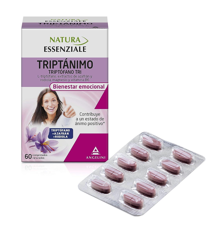 Natura Essenziale Triptánimo - 60 Comprimidos: Amazon.es: Salud y cuidado personal