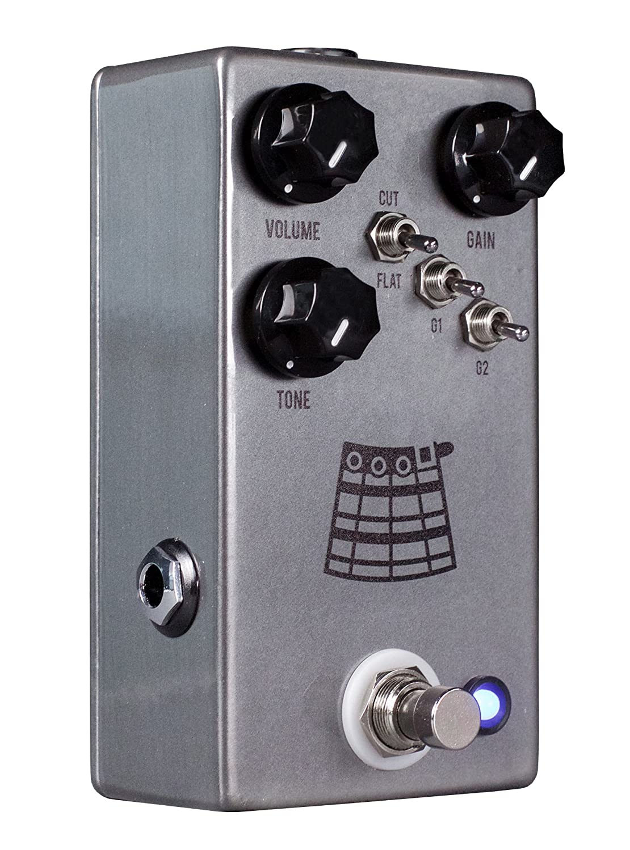 JHS Pedals KILT V2 - Pedal de efecto overdrive para guitarra: Amazon.es: Instrumentos musicales