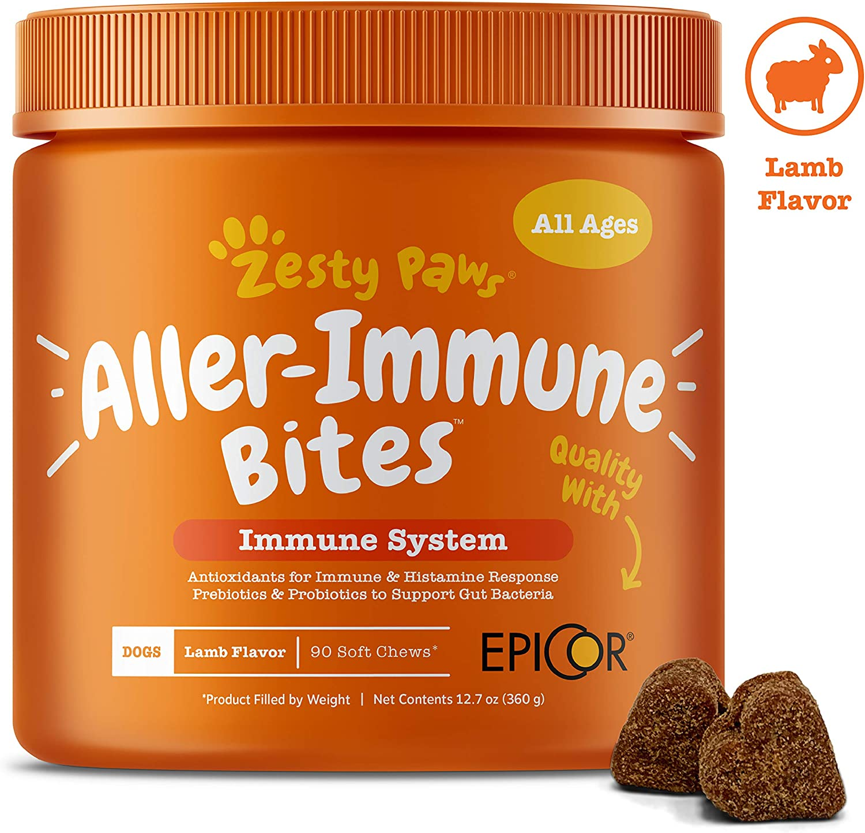 Zesty Paws Aller-Immune Bites